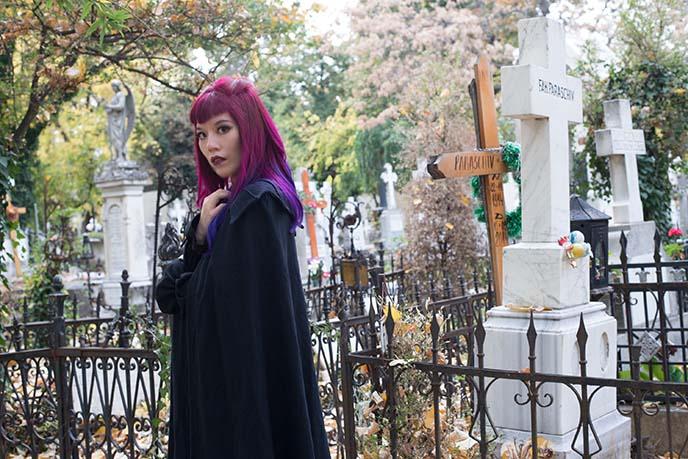 bellu cemetery bucharest romania