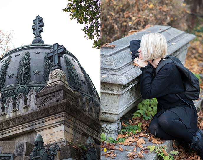 romanian goths, gothic attractions bucharest