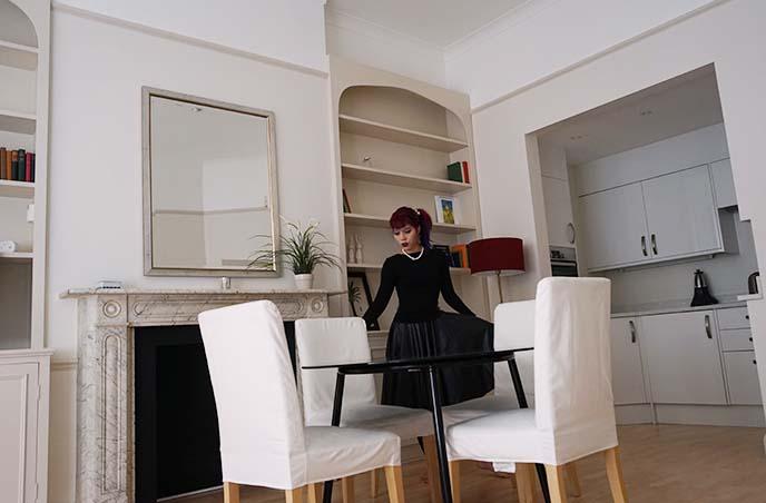 rent classic london flat