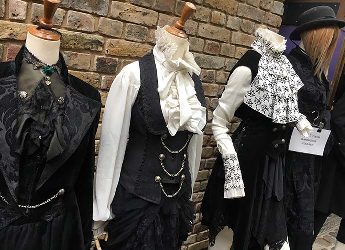 gothic lolita clothes london tainted prince