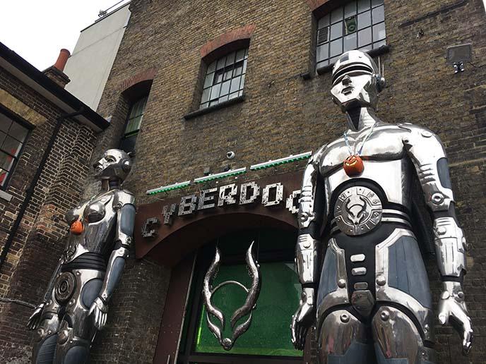 cyberdog logo rave robots