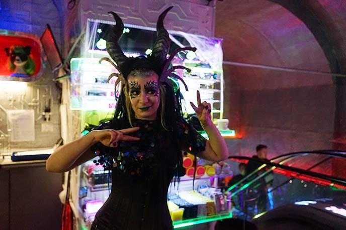 cybergoth club party london