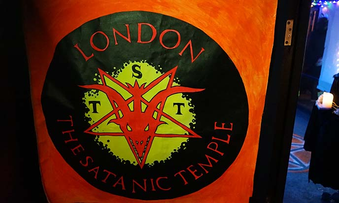 london britain satanic temple club