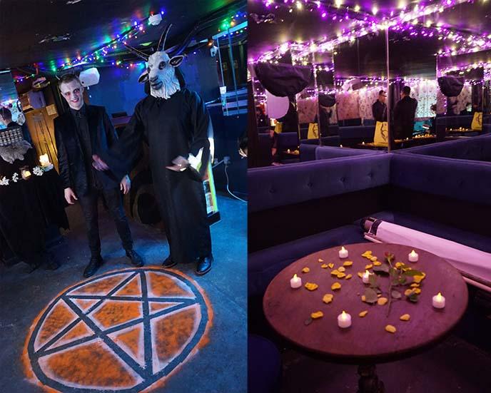 satanic gathering england event