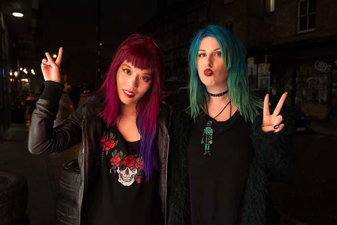 kat williams rock n roll bride blogger