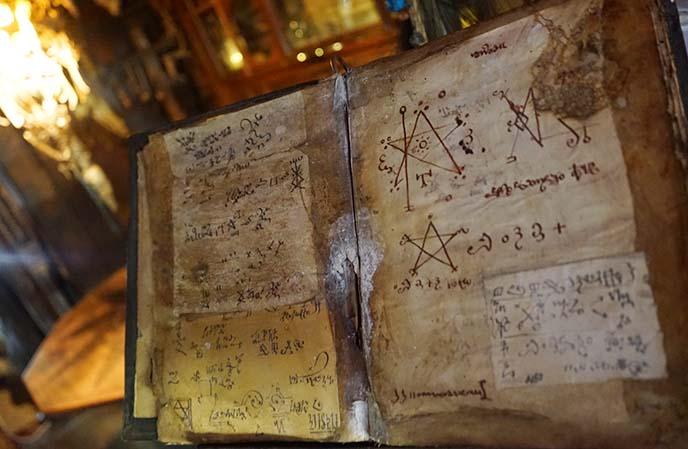 ancient pentacles drawings rituals