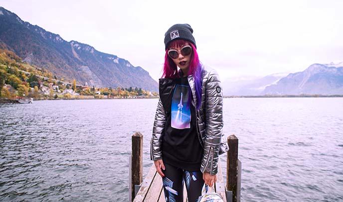 montreux switzerland lake geneva tourism