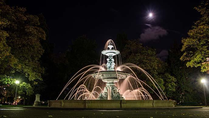geneva historic fountains