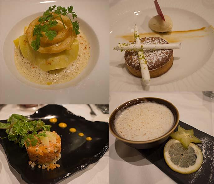 hotel n'vy restaurant trilby menu