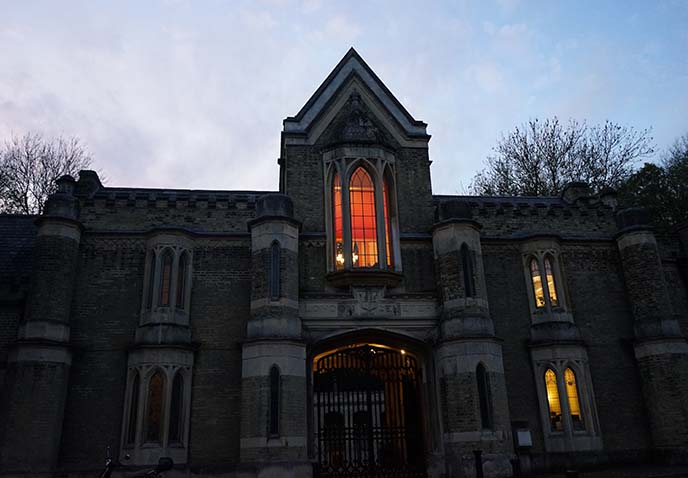 highgate chapel church london