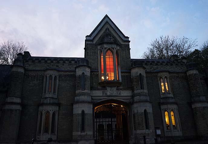 highgate chapel church london