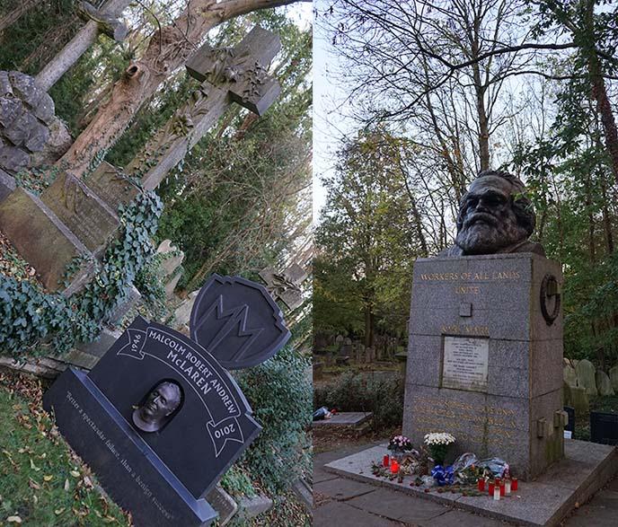 karl marx grave highgate cemetery