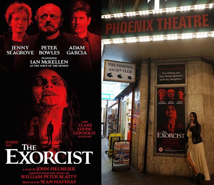 the exorcist play, phoenix theatre