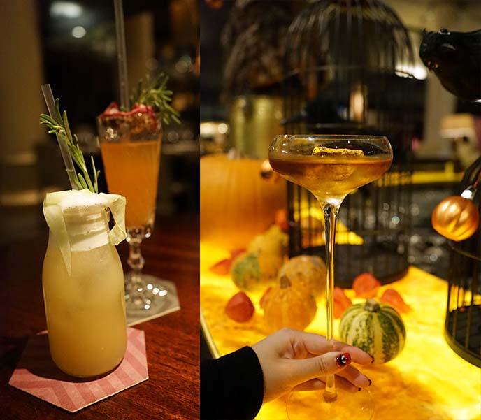 cocktails quaglinos west end