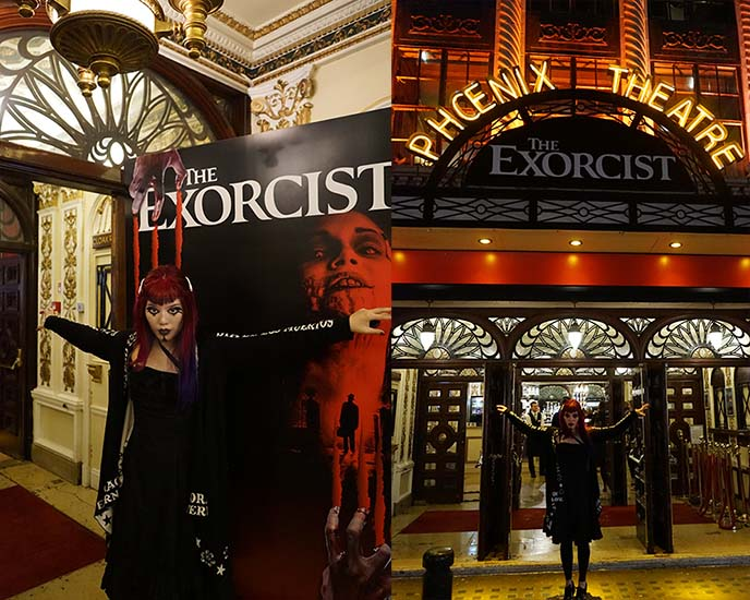 the exorcist london west end stage show