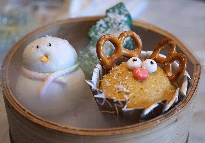 cute chinese buns hong kong restaurant