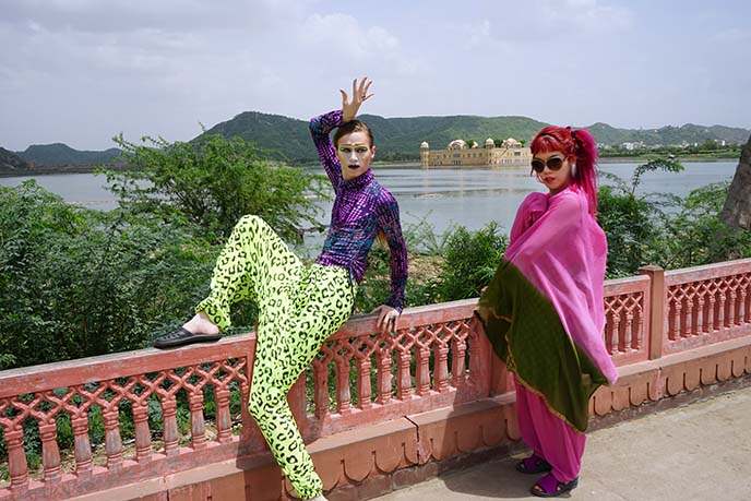 women traveling india what wear clothes
