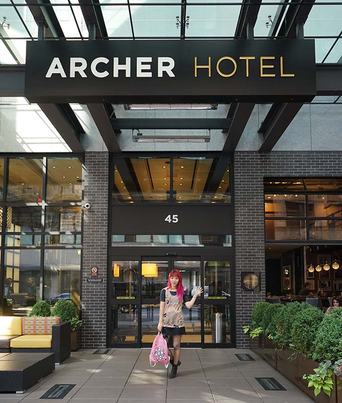 archer hotel nyc new york