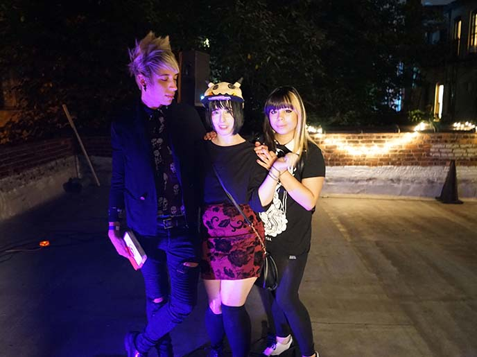 brooklyn goth gothic parties