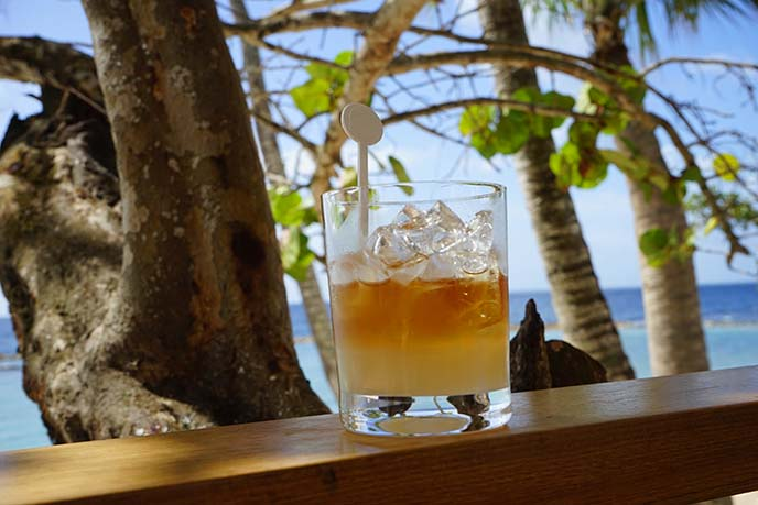 dominican rum cocktail drink
