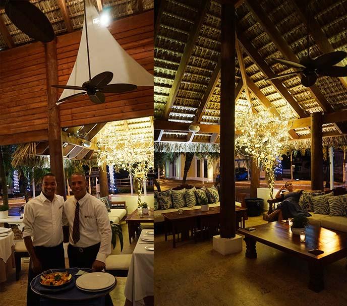 marina spanish restaurant la romana