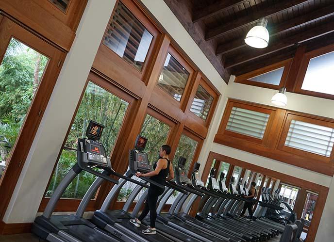 gym fitness center casa de campo