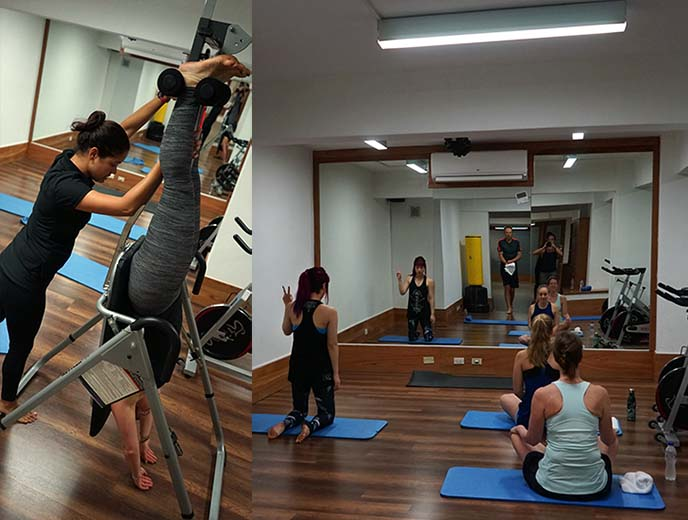 pilates classes casa de campo