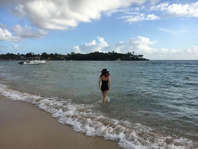beach ocean minitas casa de campo