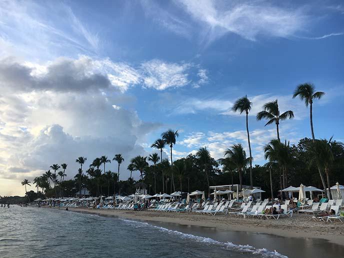 dominican republic best private beach