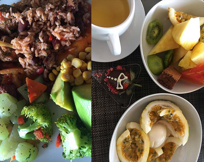 dominican food buffet restaurant