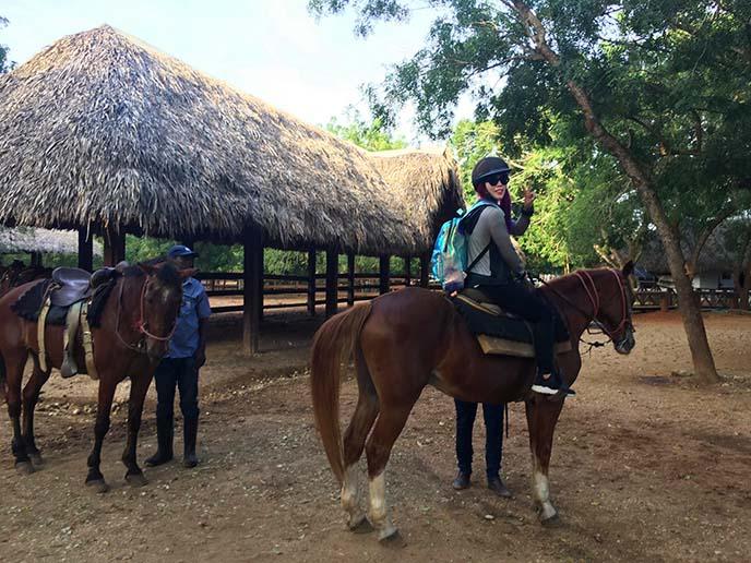 casa de campo horses riding lessons