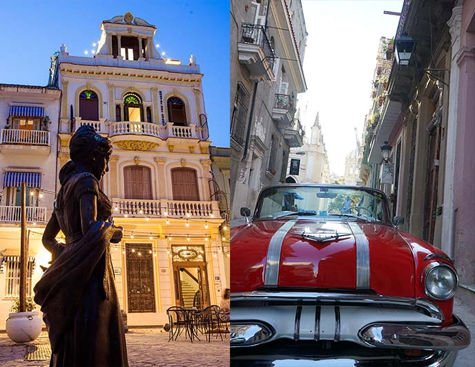 havana urban adventures car tour