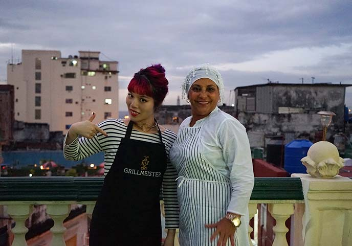 havana cooking lesson chef