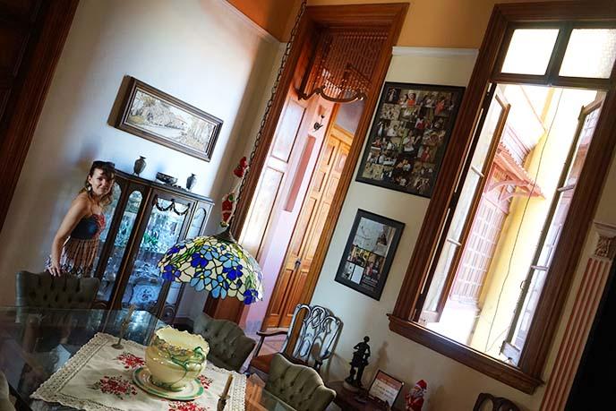 havana top bed and breakfast rooms