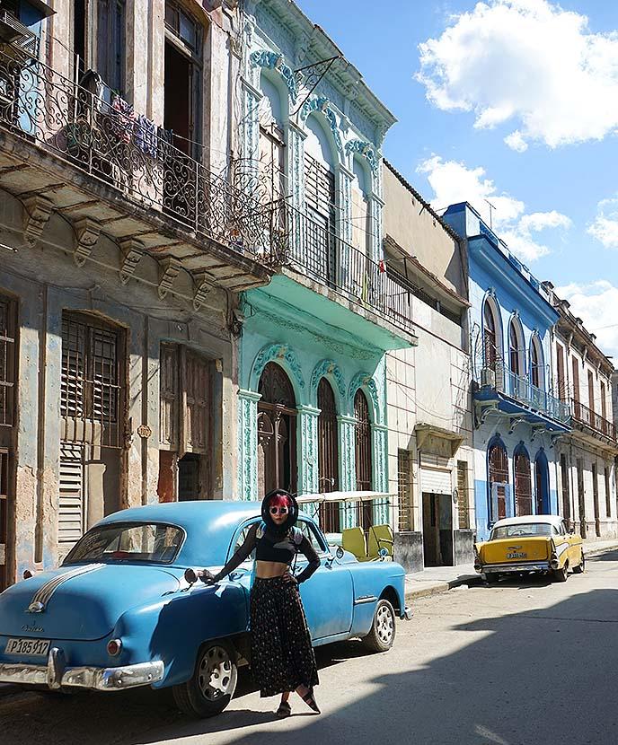 havana cuba fashion blogger outfits