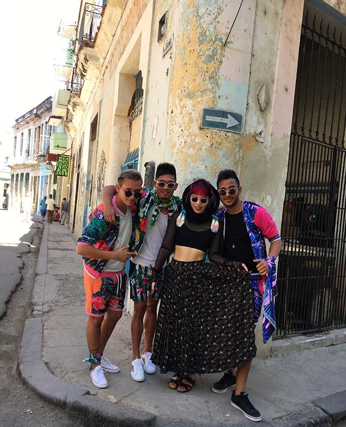 cuban streetwear cuba street style