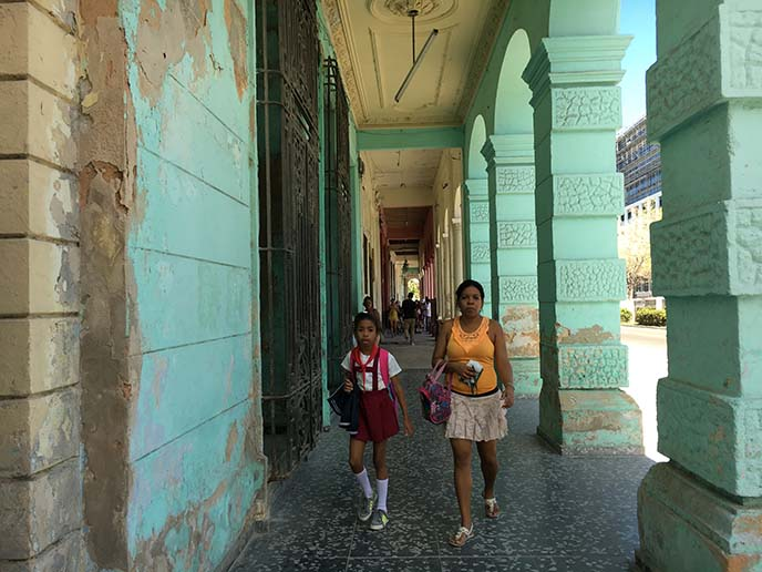 havana school children uniforms kids