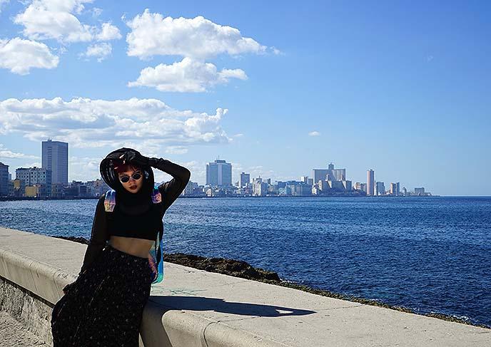 havana cuba fashion blogger style
