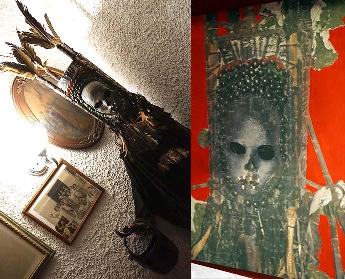 cuban gothic goth death skulls
