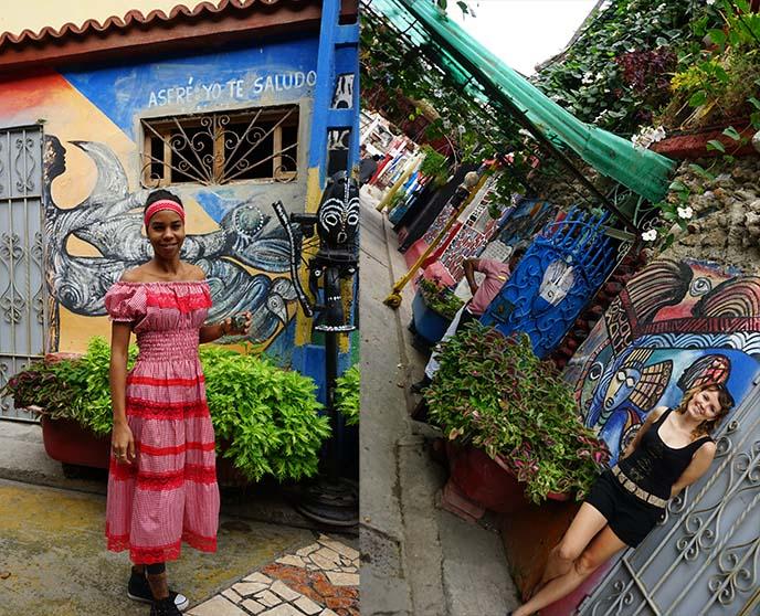 callejon de hamel artist salvador
