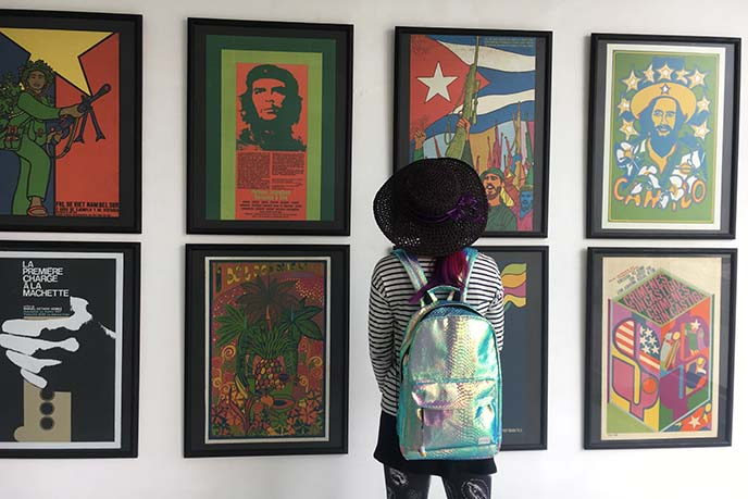cuban communist posters revolution art