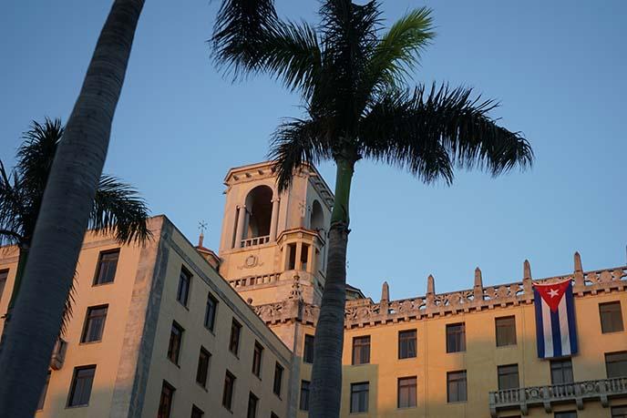 The Hotel Nacional de Cuba