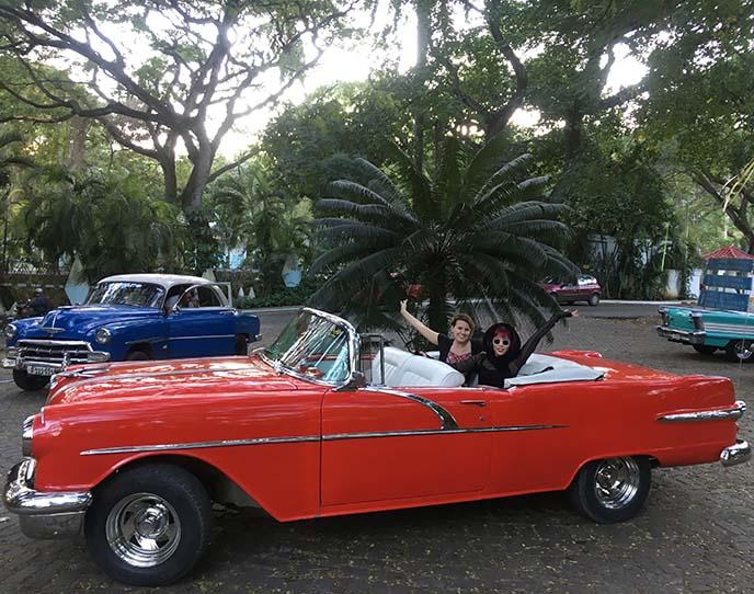 old car tours havana review