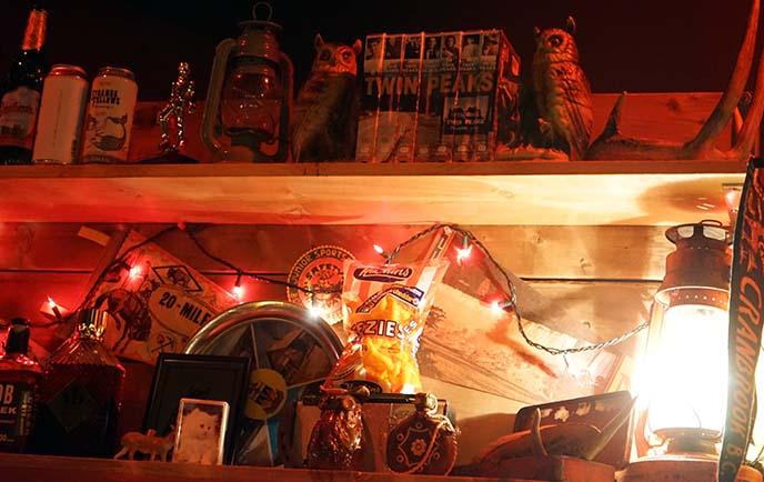 twin peaks collectibles, memorabilia