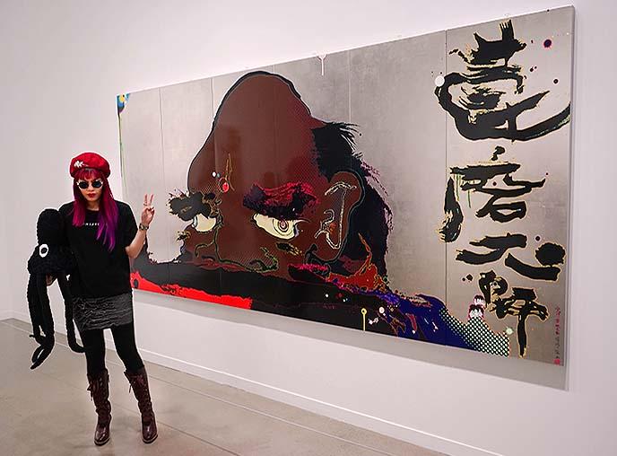 famous contemporary modern japan artist