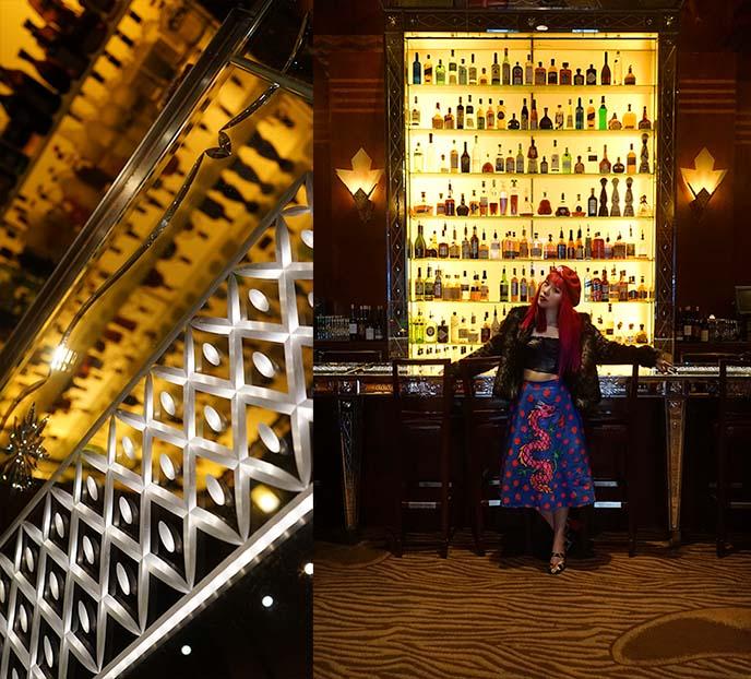 Philippe Starck bar hotel san francisco