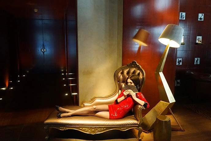 designer chairs furniture clift hotel