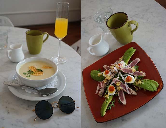 healthy san francisco brunch lunch restaurant