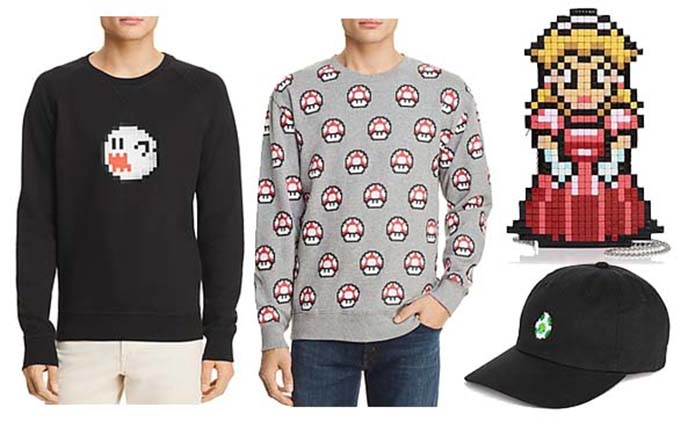 nintendo fashion boo ghost shirt
