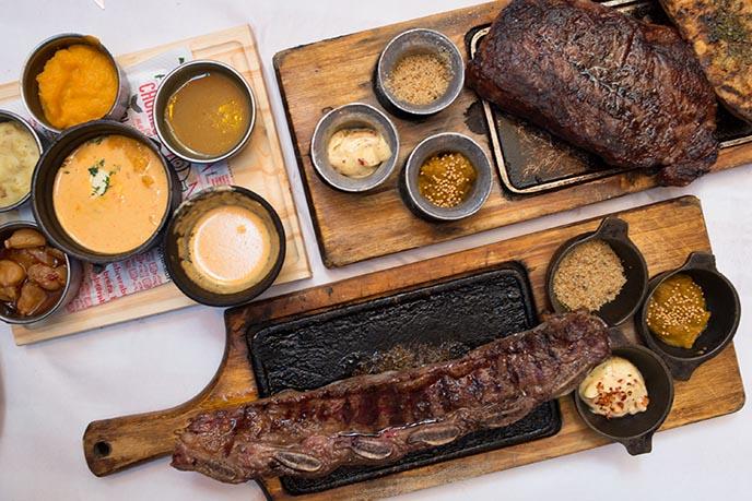 steak restaurant buenos aires palermo la cabrera